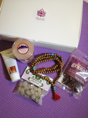 Yogabox.co.za May's Yoga giftbox