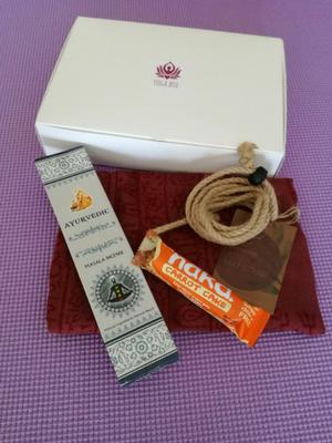 Namaste Gift Yogabox April 2018