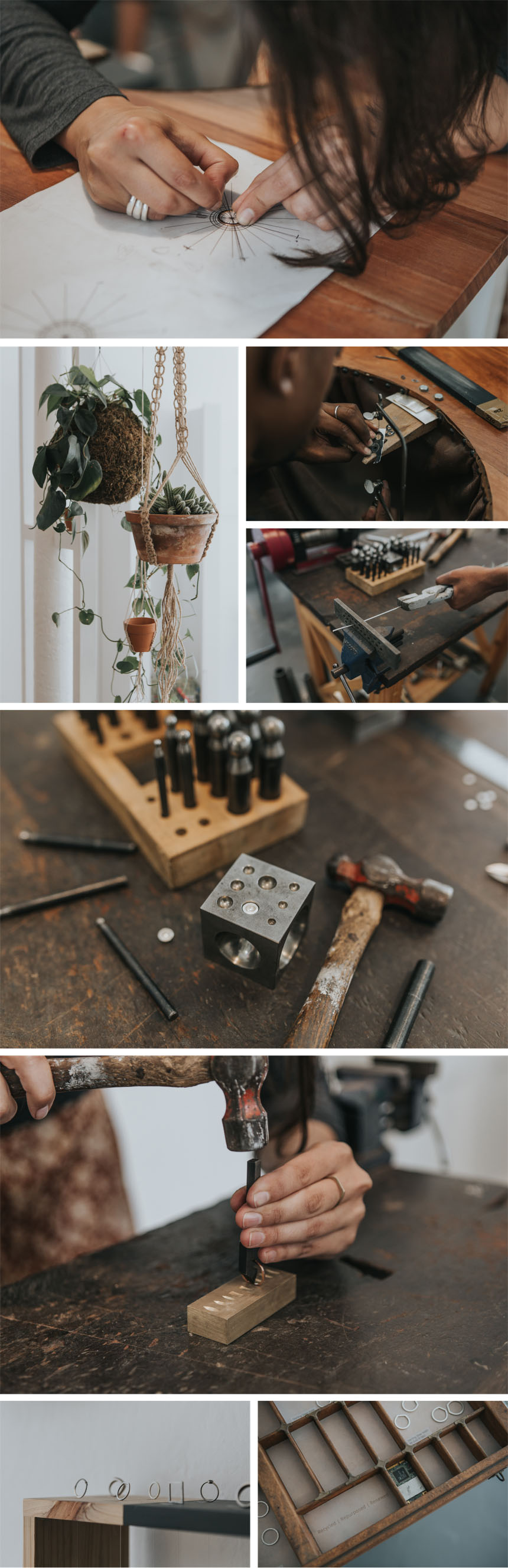 Makers Diary- Handcrafted jewellery