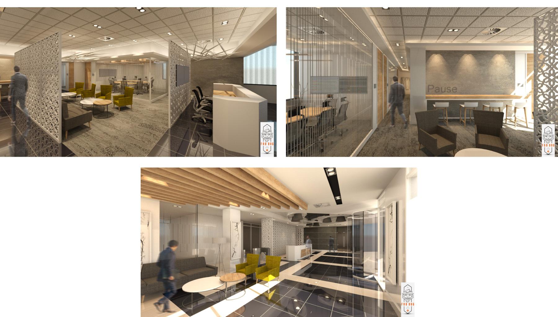 Corporate Interior Design Foo Dog Design Online Shop