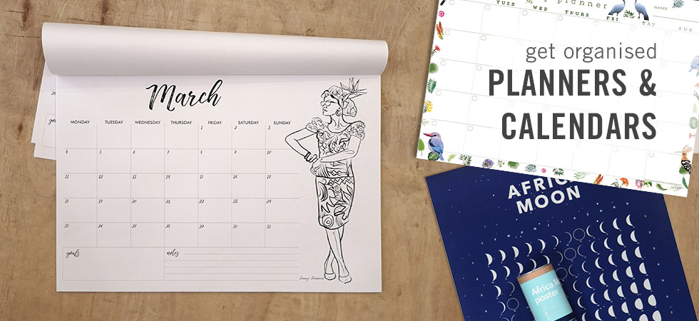 Creative Calendars and Planners