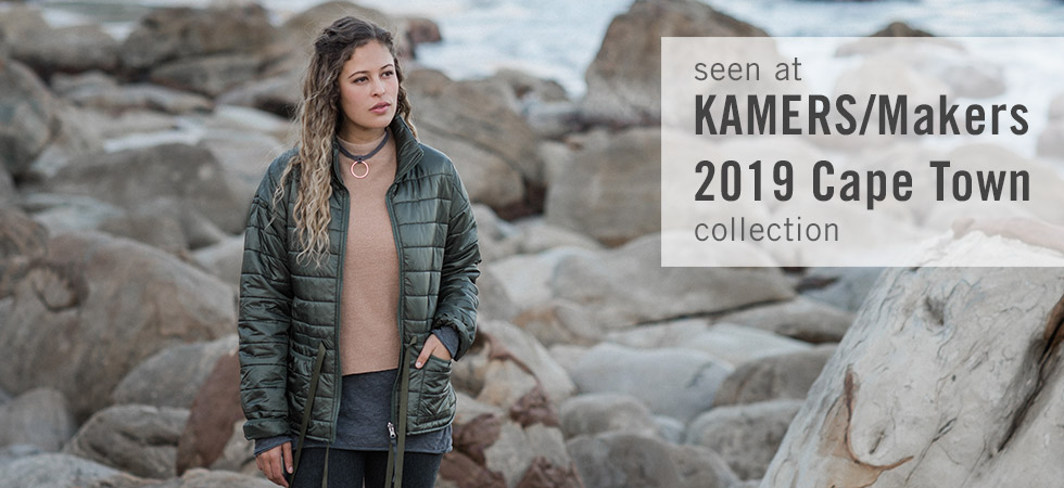 Cape Town 2019 show collection