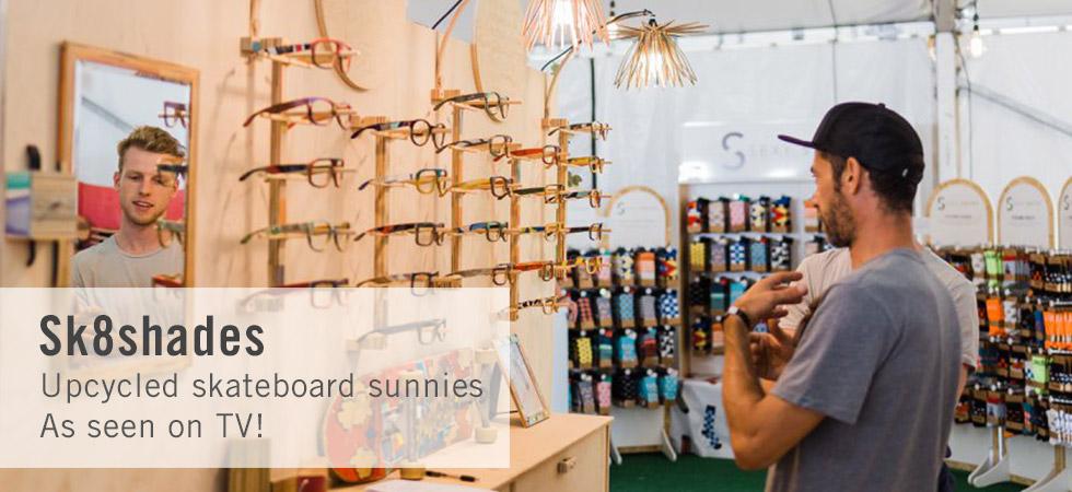 Sk8shades sunglasses