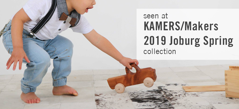 Special Collection - Seen at KAMERS Makers Joburg Spring 2019