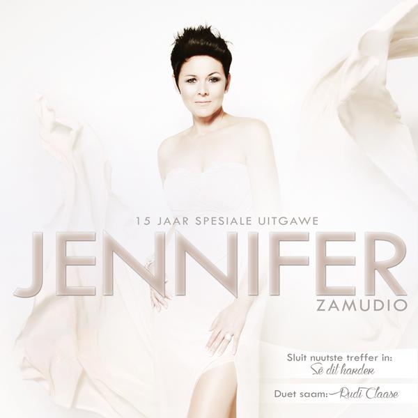 Album Jennifer Zamudio Vyftien Jaar Spesiale UItgawe