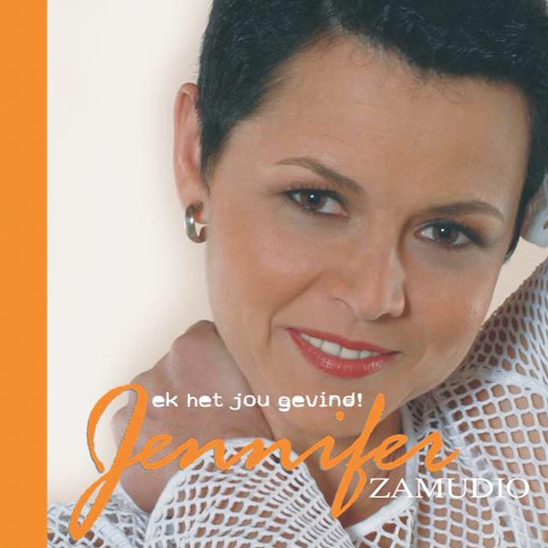 Album Jennifer Zamudio Ek het jou gevind
