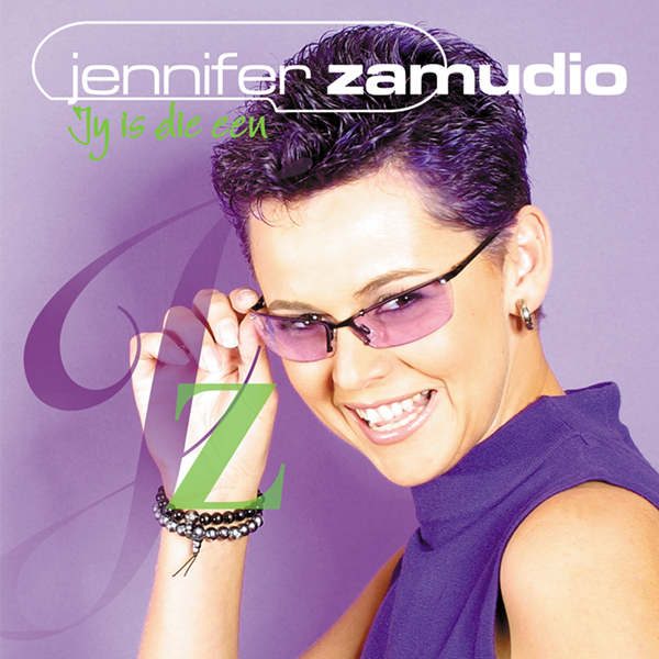 Album Jennifer Zamudio Jy is die een