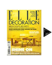 Head On Design Elle Decoration Dec 2010 / Jan 2011