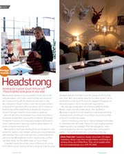 Head On Design Khuluma Aug 2011