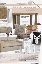 Head On Design Home Mar 2012