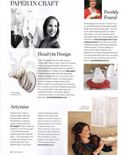 Head On Design Elle Decor Spring 2013