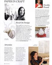 Head On Design Elle Decor Spring 2013
