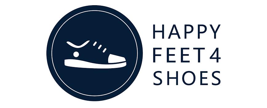 Happy feet shop logo