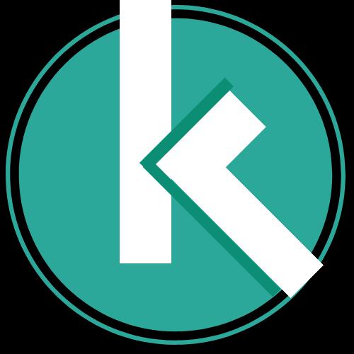 K  1 logo