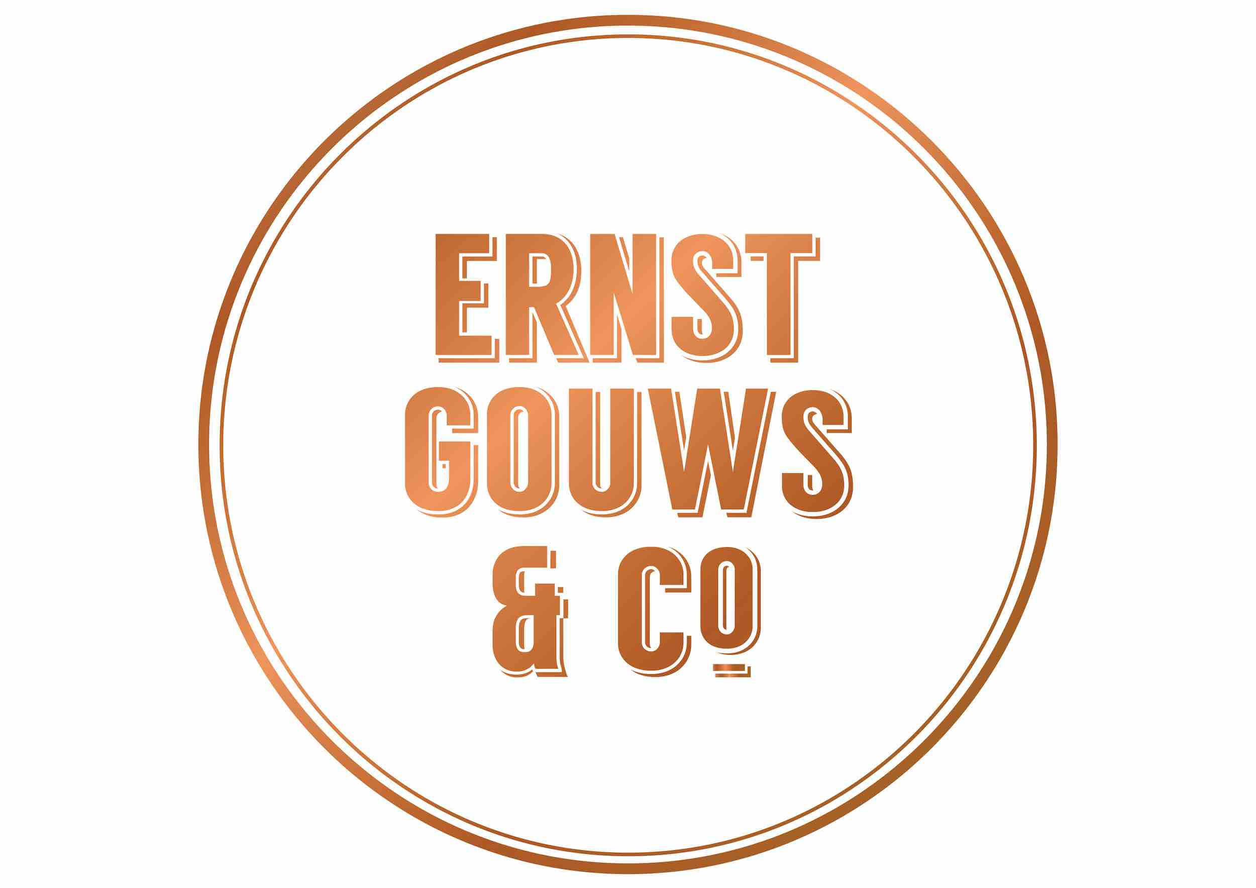 Ernst Gouws & Co Online Cellar