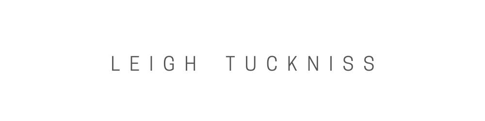 Leigh Tuckniss Art