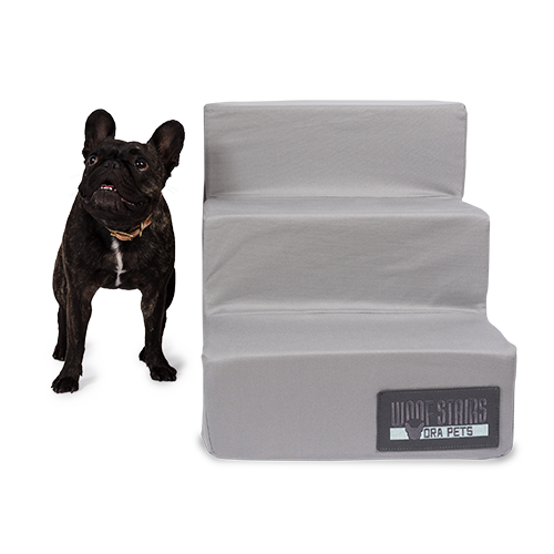 Light Grey Bull Denim Removable & washable cover