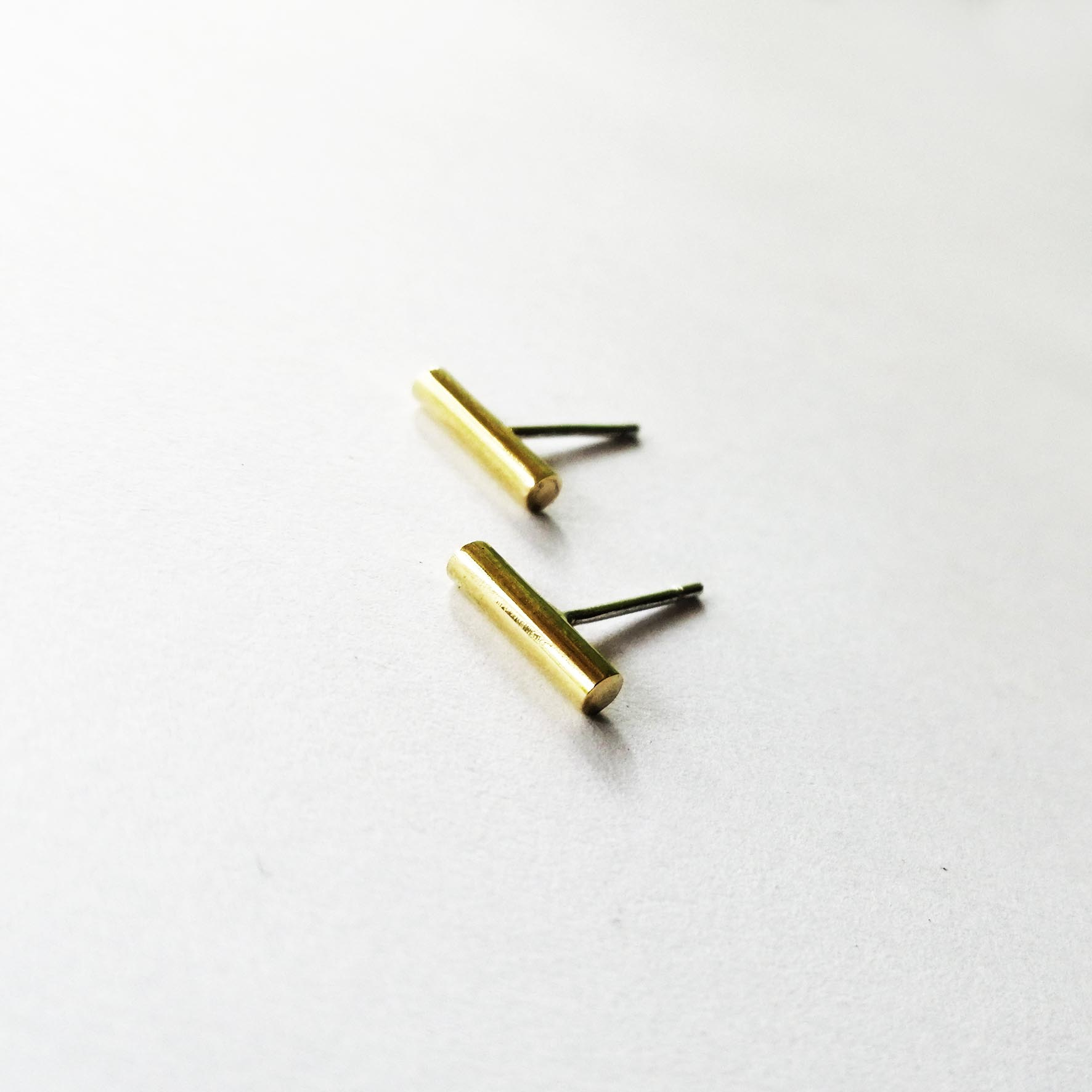 BAR Stud Earrings