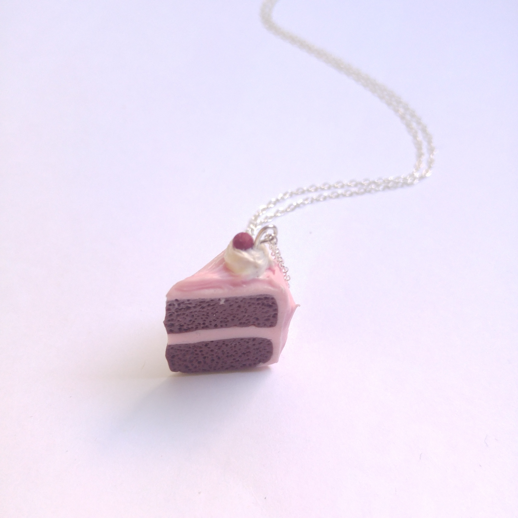 Cake Necklaces