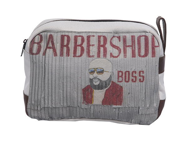 The Boss Men's toiletry bag
