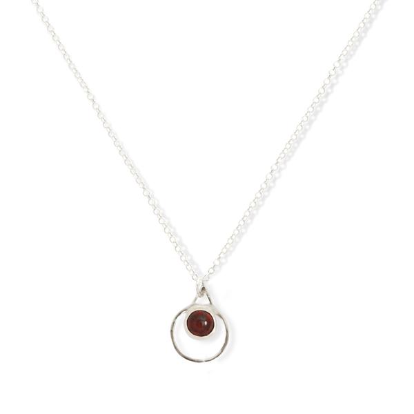 Small Single Chakra Pendant (Jasper)