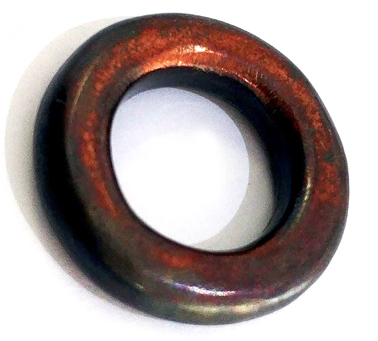CHUNKY COPPER MEN'S RING