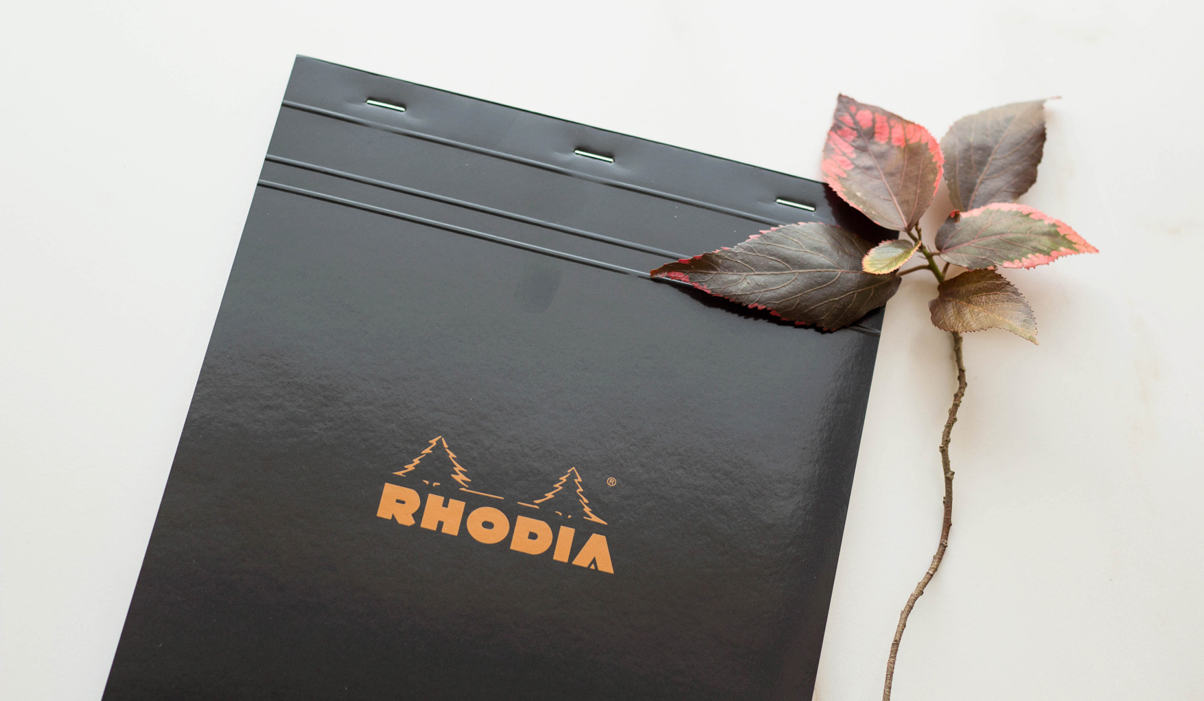 Rhodia is known for high quality, exacting standards and timeless design. It is closely associated with creativity and innovation coupled with tradition.