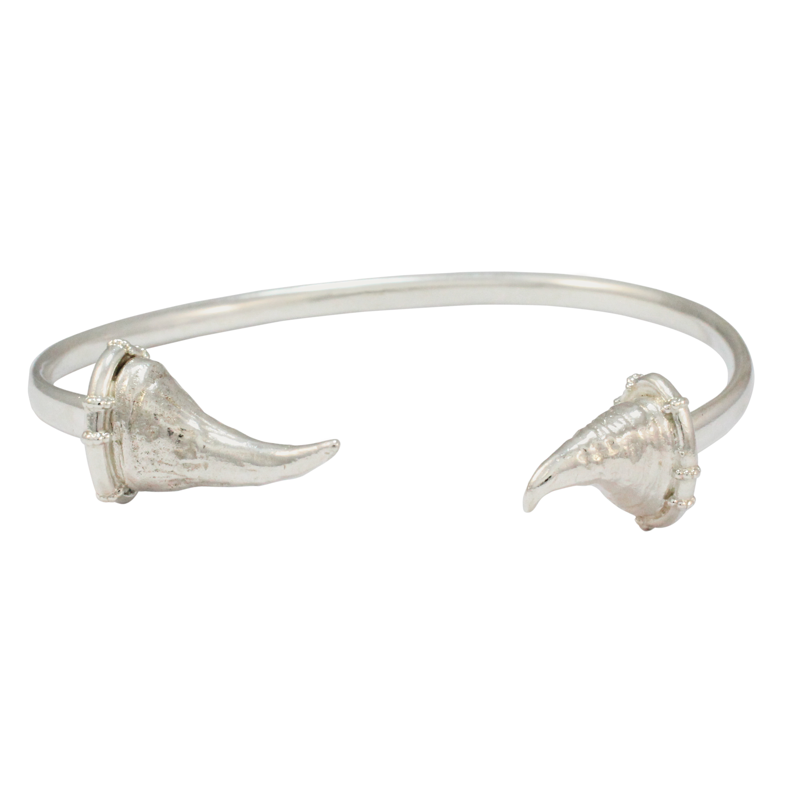 White Matimba Bangle