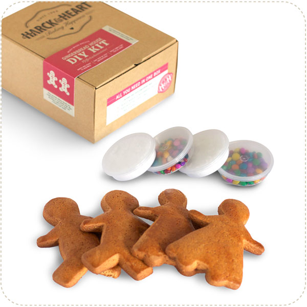 DIY KIT - Gingerbread Boys and Girls