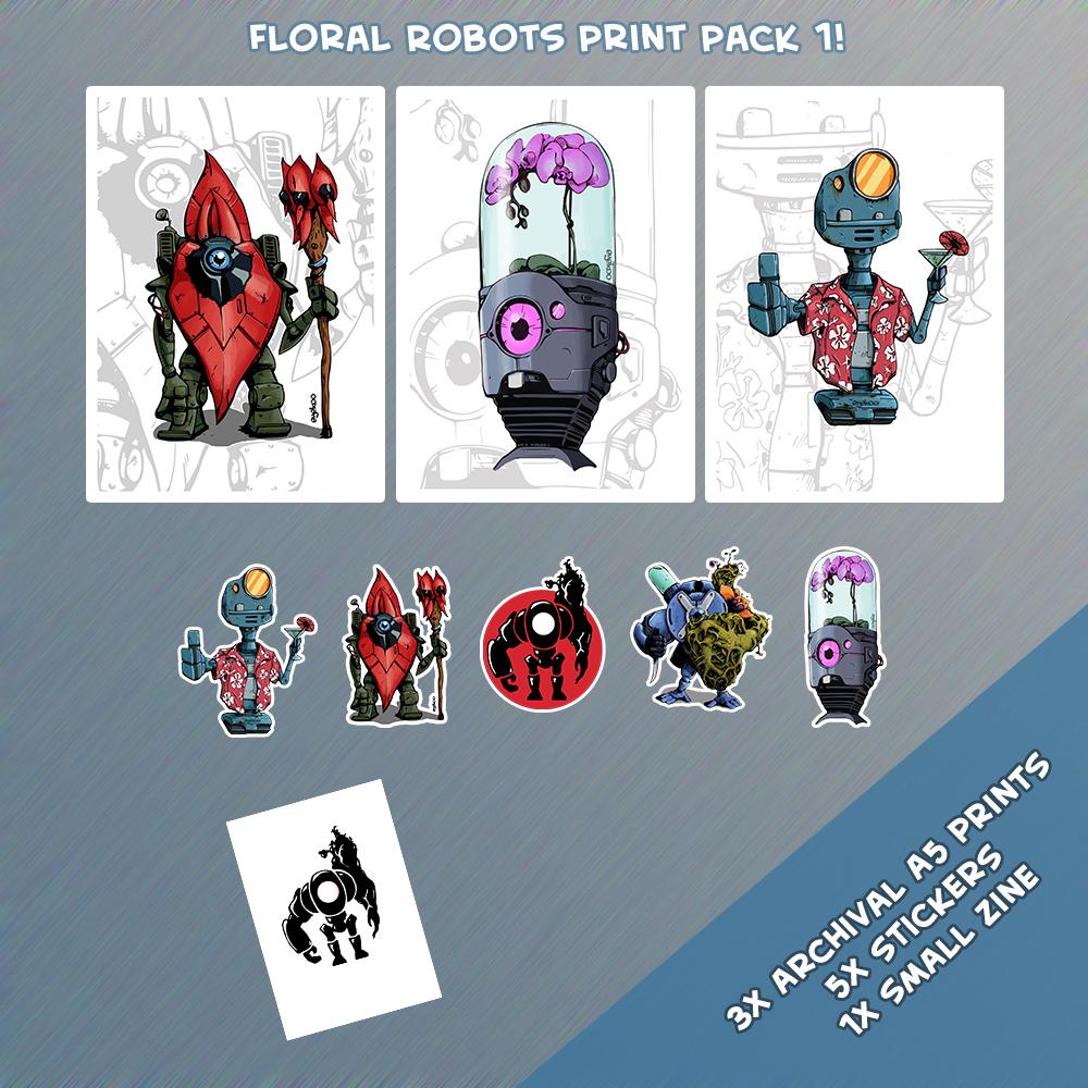 Print Packs!