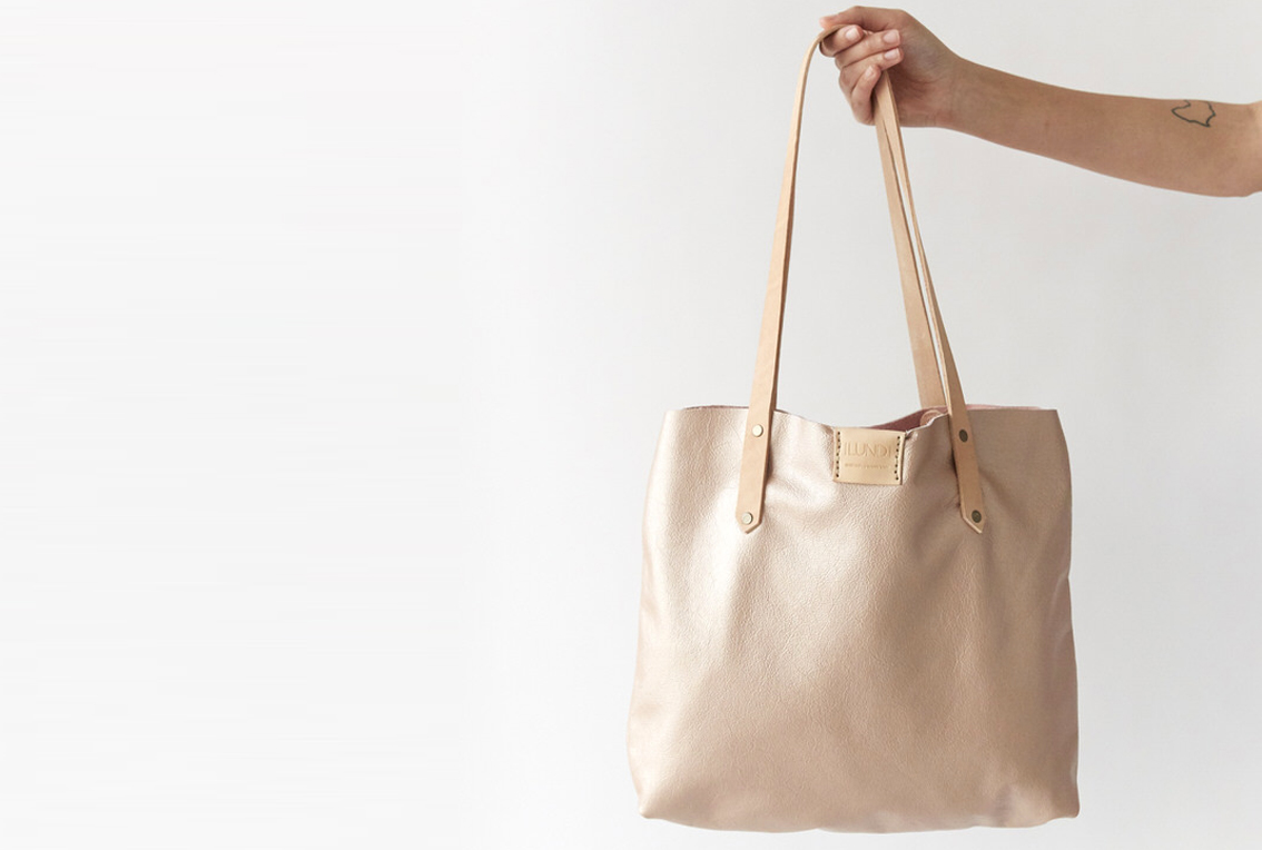 Soft Tote bag - Rosé
