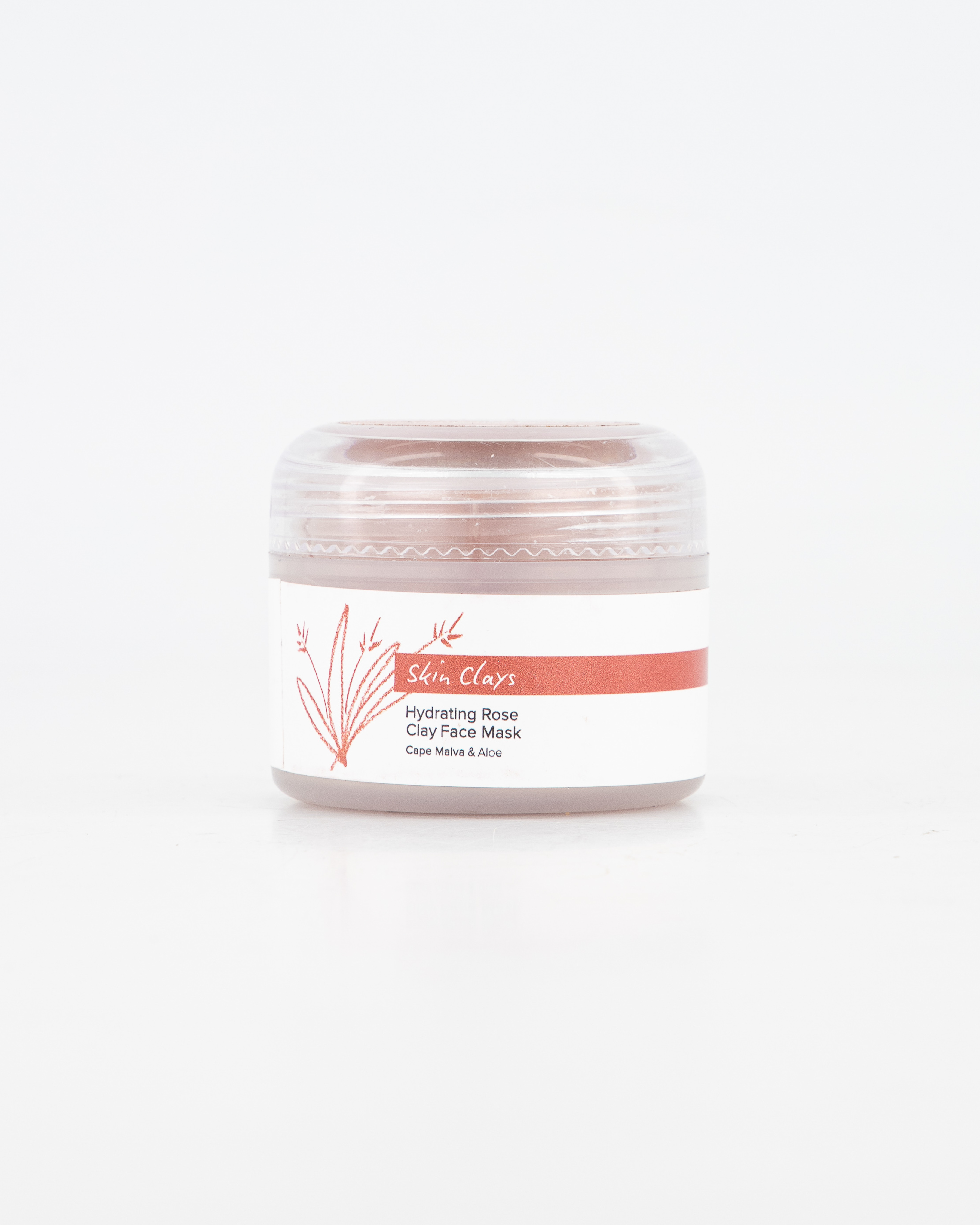Hydrating Rose Clay Face Mask