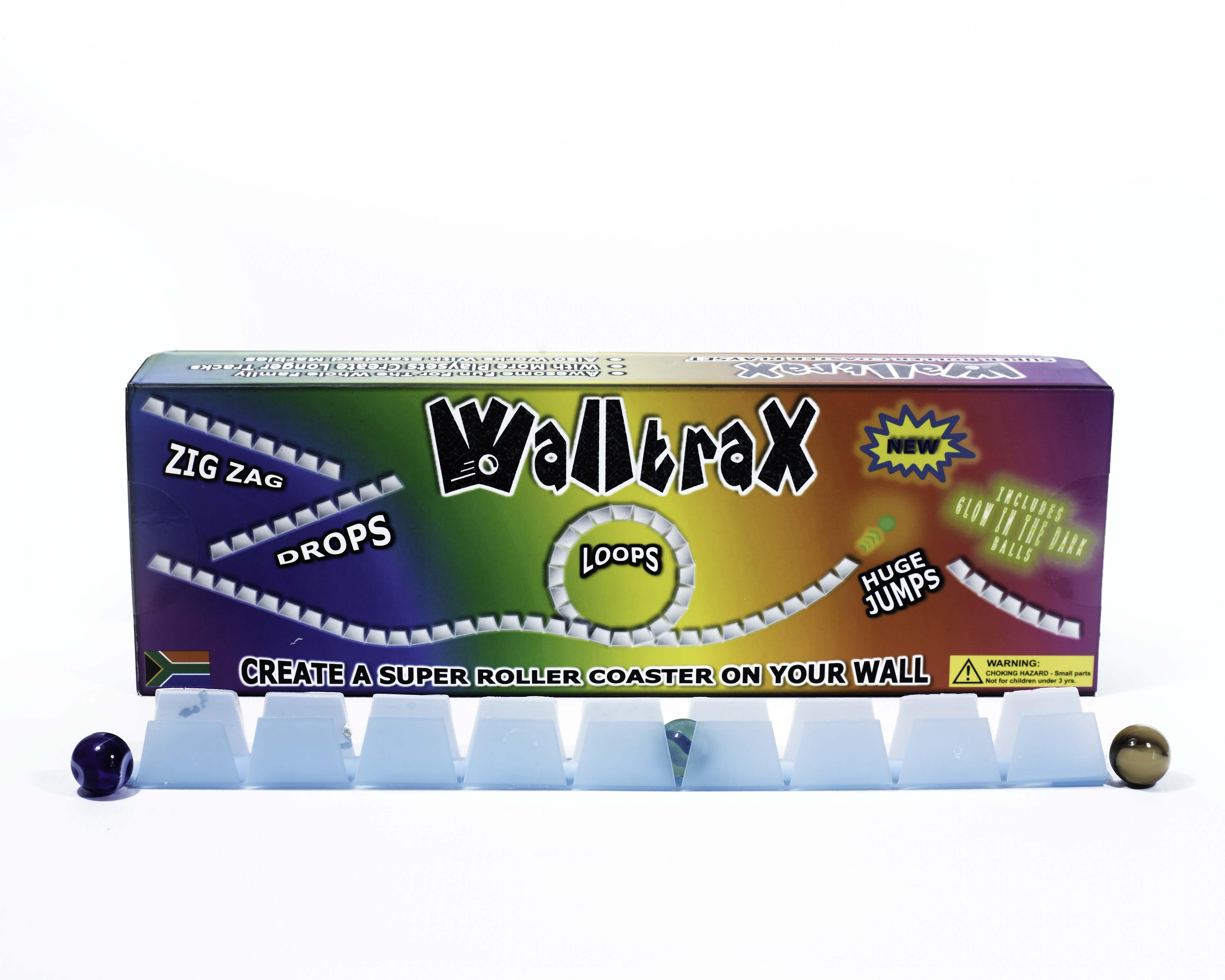 Walltrax - Marble run