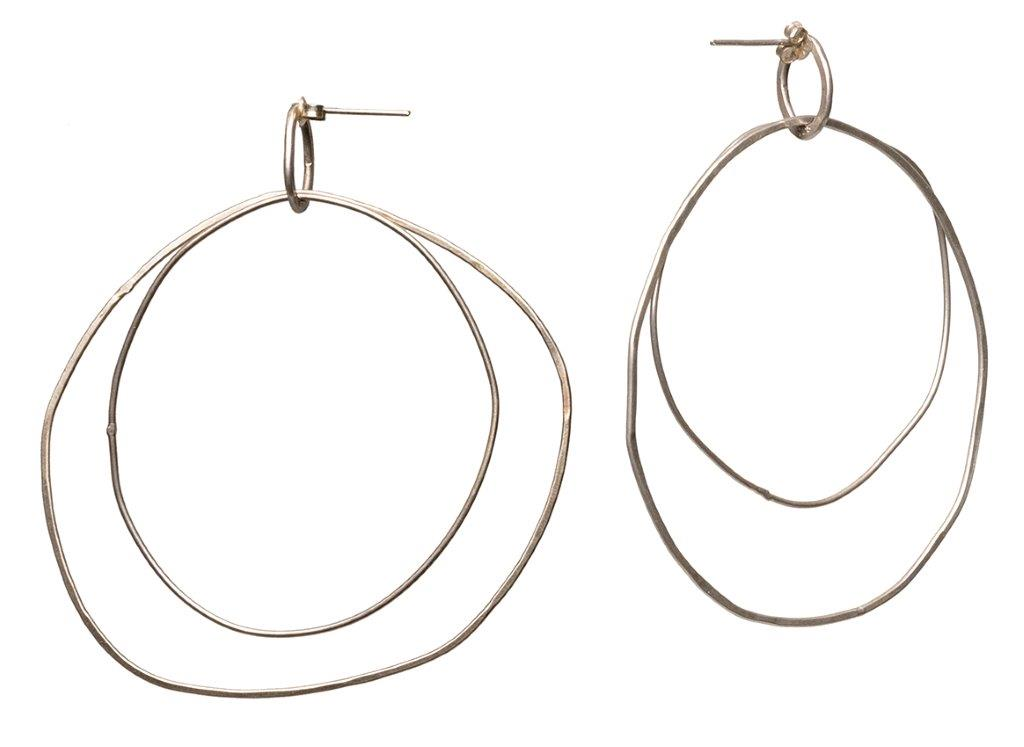 double hoops