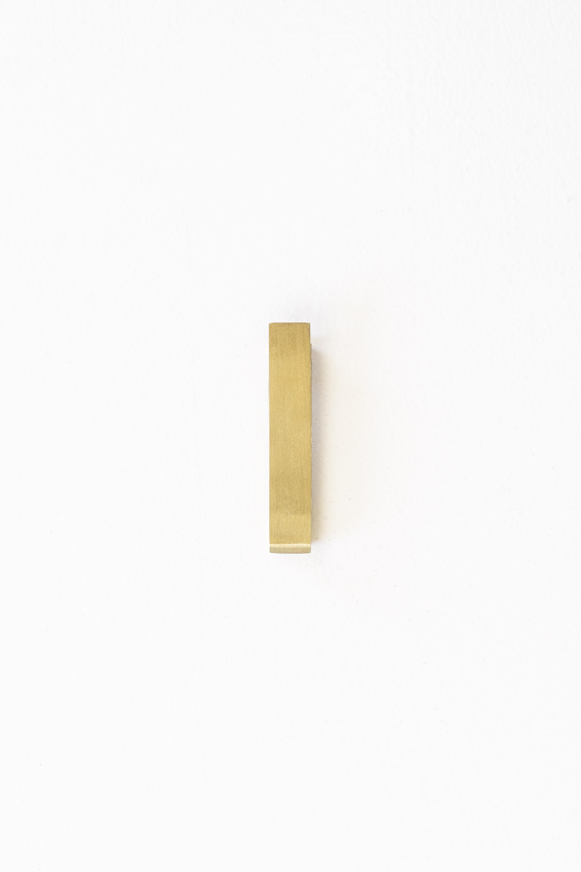9ct Yellow Gold Plated Tie Pin
