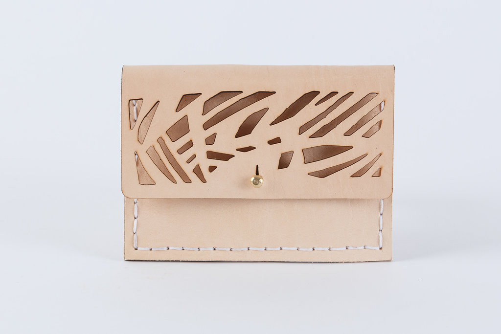 Abstract Mini Purse