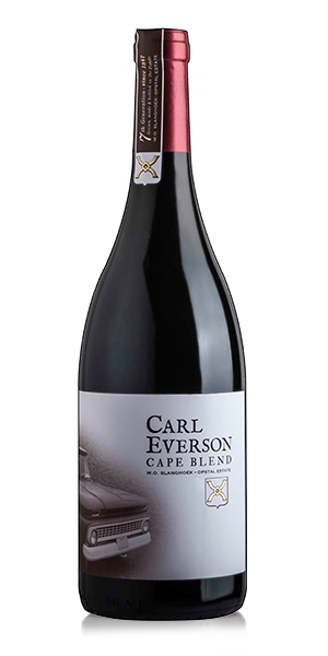 Carl Everson Cape Blend 2016 X 6