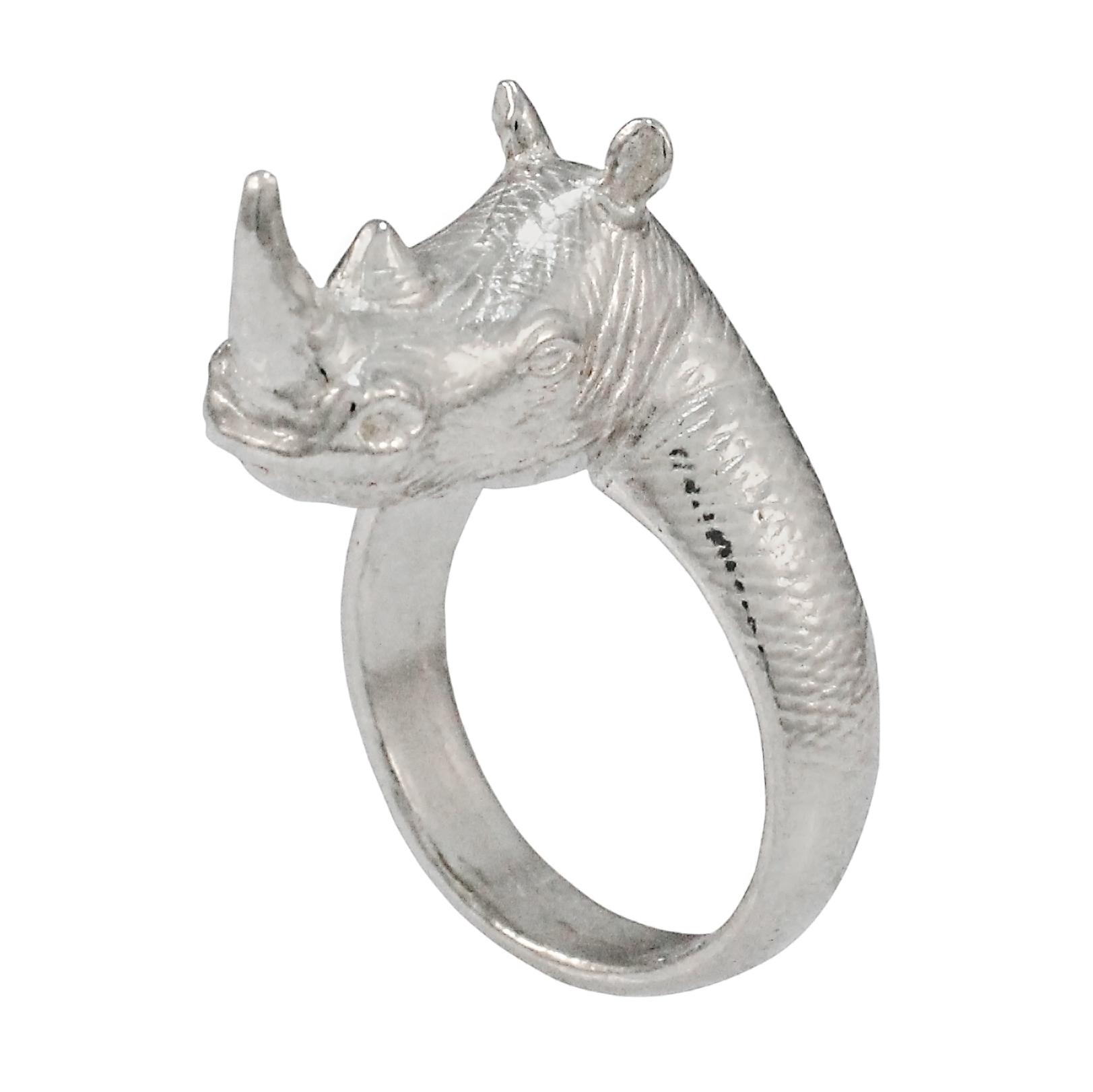 White Matimba Ring