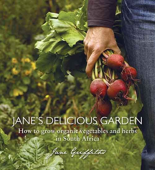 Jane's Delicious Garden by Jane Griffiths (Paperback)