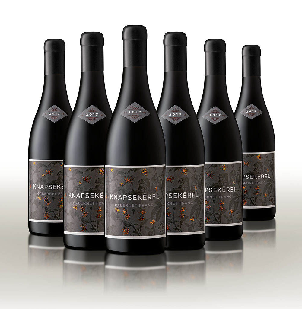 Knapsekerel 2017- case of 6 - free delivery (RSA only)