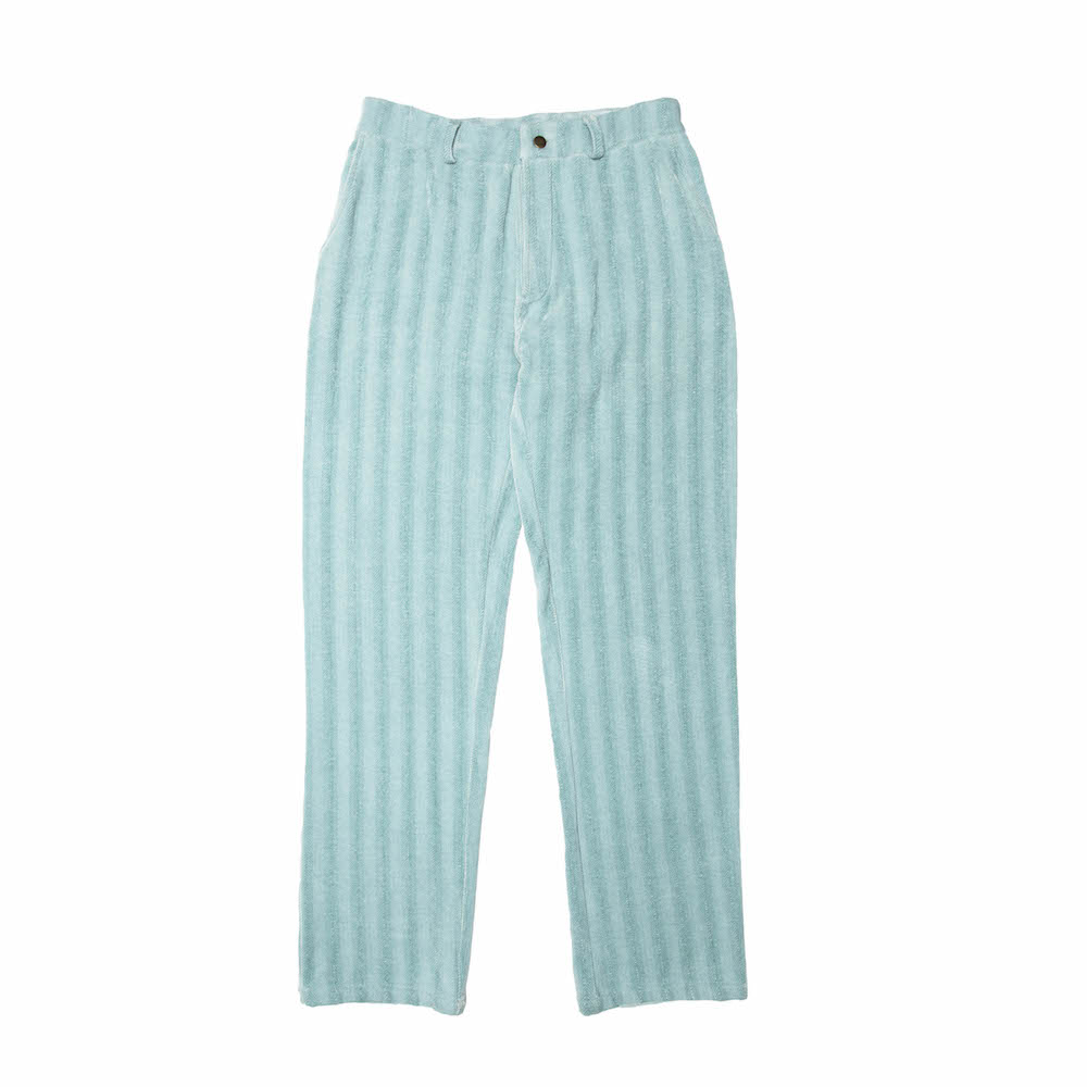 Work Wear Trousers - Sea Spray Herrigbone