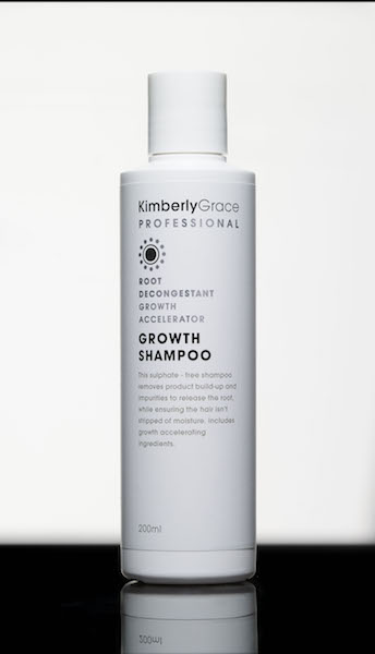 This sulphate-free, growth stimulating shampoo removes product build-up and impurities to free up the root. It also Includes growth accelerating ingredients. It's gentle, and leaves hair feeling refreshed and not stripped of moisture.