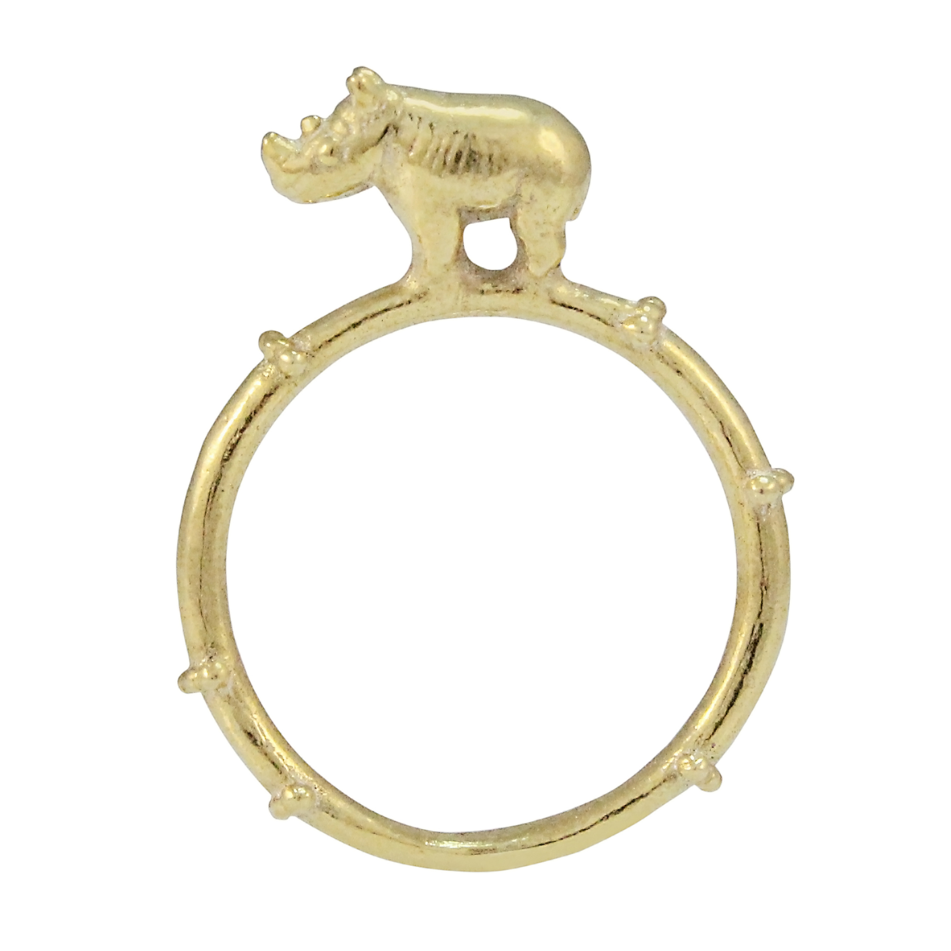 18ct Yellow Gold Plated Sterling Silver