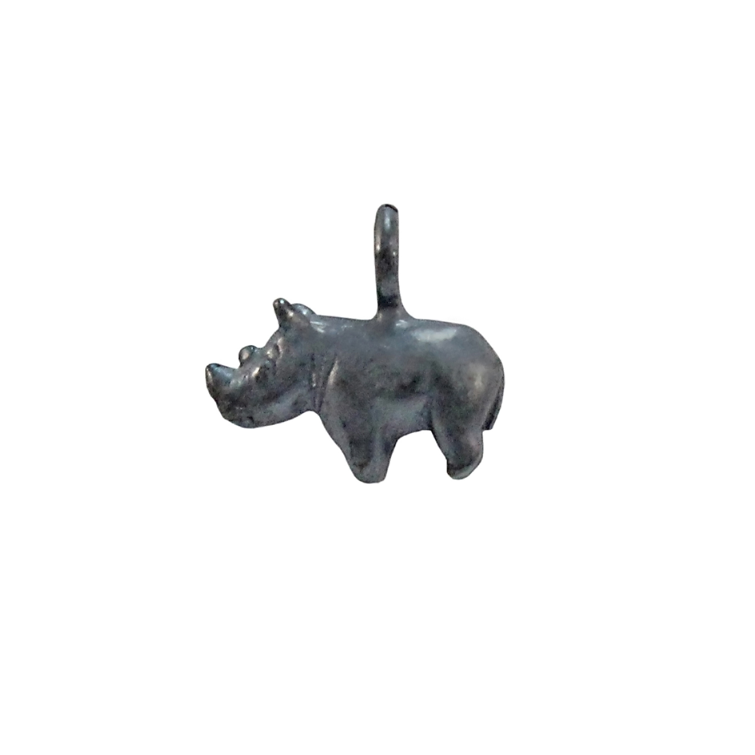 Oxidised Sterling Silver Necklace