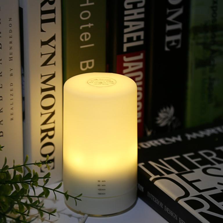 Mini USB Essential Oil Aroma Diffuser