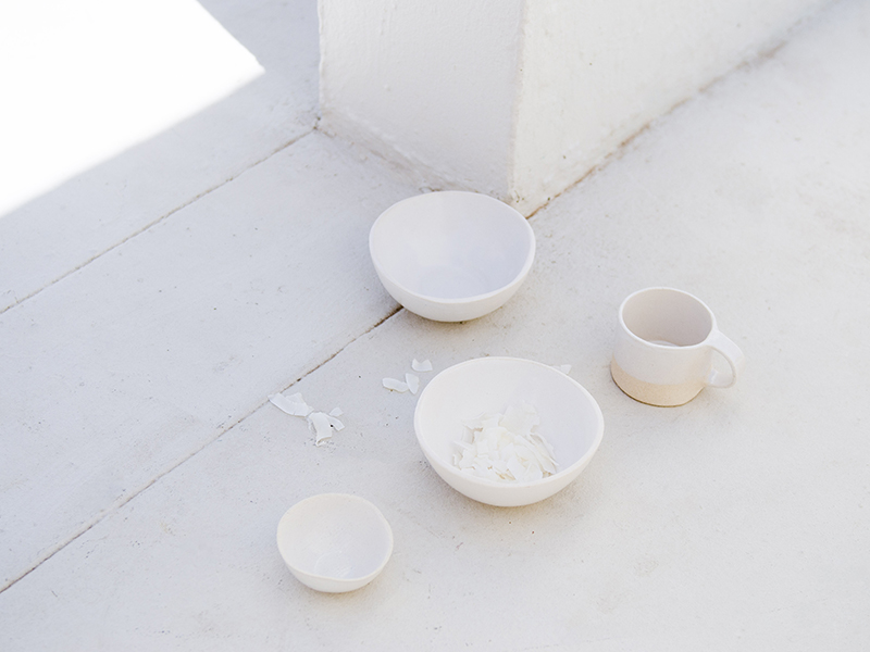 NOSISI | ceramic pinch bowl