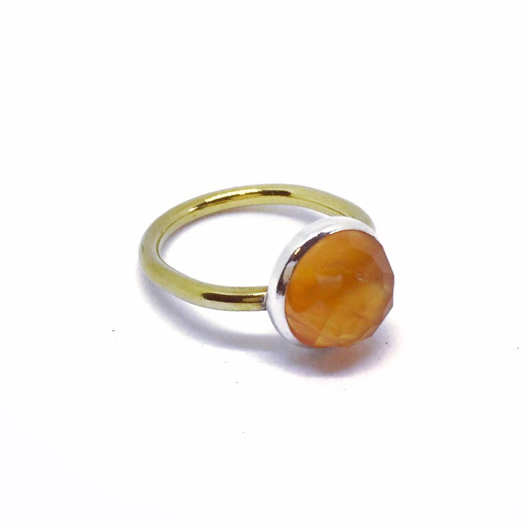 Amy Carnelian Ring