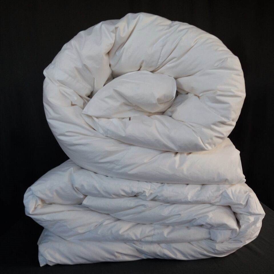 Luxury Bedroom Basics - Pure Goose Down Duvet Inners - Autumn - 10.5 tog