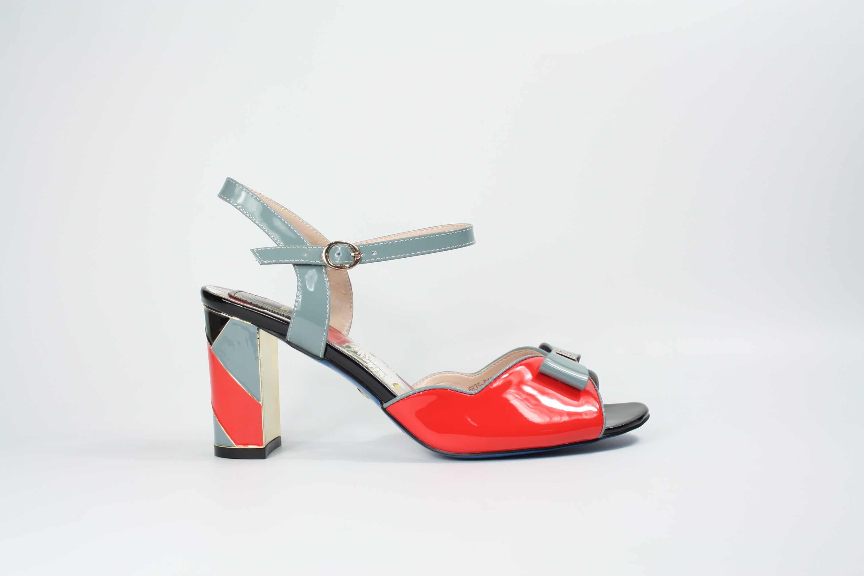 SPAGNA | 3577 | RED MULTI