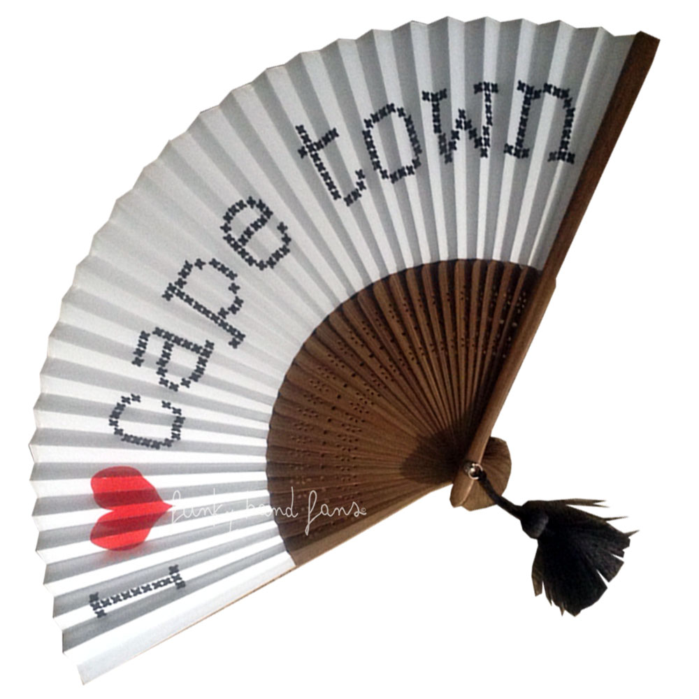 This Limited Edition fan is all about Cape Town